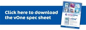 vOne spec sheet button